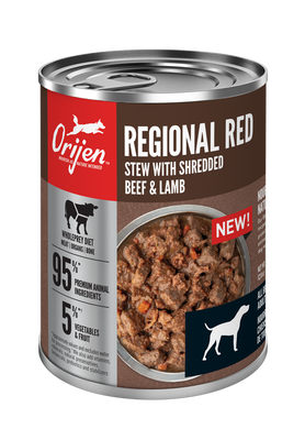 Regional Red Stew with Shredded Beef & Lamb
