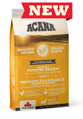 Healthy Grains Free-Run Poultry Recipe